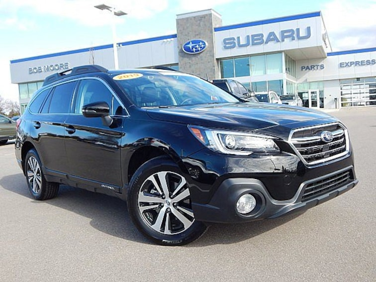 Certified Pre-Owned 2019 Subaru Outback 2.5i SUV Oklahoma City