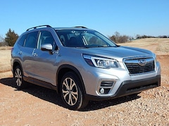 New 2019 Subaru Forester Limited SUV KH475295 in Oklahoma City