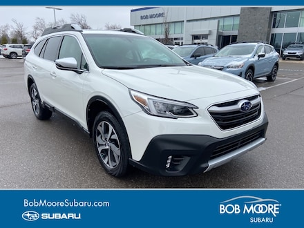 Featured Used 2021 Subaru Outback Touring SUV for sale in Oklahoma City