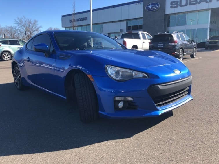 Used 2013 Subaru BRZ Limited Coupe for sale in Oklahoma City