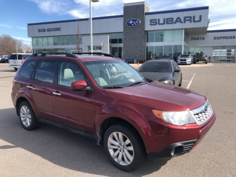 Used 2013 Subaru Forester 2.5X SUV for sale in Oklahoma City
