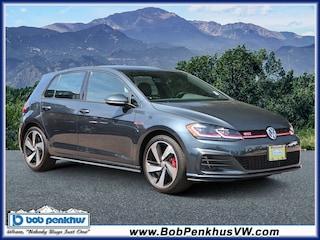 New 2019 Volkswagen Golf GTI 2.0T SE Hatchback Colorado Springs