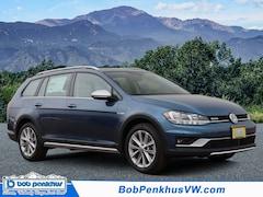 New 2019 Volkswagen Golf Alltrack TSI SE 4MOTION Wagon Colorado Springs