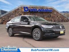 New 2020 Volkswagen Jetta 1.4T SE w/ULEV Sedan Colorado Springs