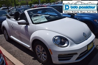 New 2019 Volkswagen Beetle 2.0T S Convertible Colorado Springs