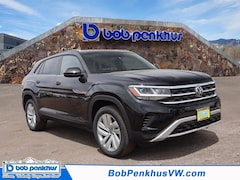 New 2020 Volkswagen Atlas Cross Sport 3.6L V6 SE w/Technology SUV Colorado Springs