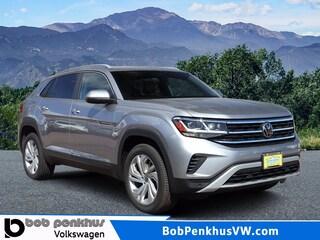 New 2020 Volkswagen Atlas Cross Sport 3.6L V6 SEL 4MOTION SUV Colorado Springs