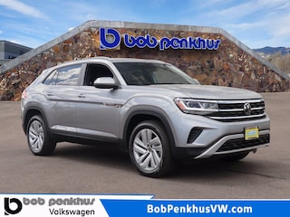 New 2020 Volkswagen Atlas Cross Sport 3.6L V6 SE w/Technology 4MOTION SUV Colorado Springs
