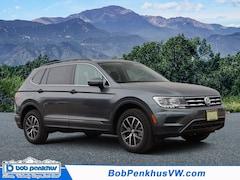 New 2020 Volkswagen Tiguan 2.0T SE 4MOTION SUV Colorado Springs