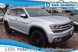 New 2019 Volkswagen Atlas 3.6L V6 SEL Premium 4MOTION SUV Colorado Springs
