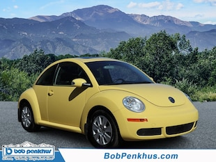 2009 Volkswagen New Beetle Coupe S S  Auto