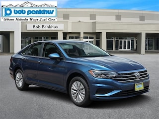 New 2019 Volkswagen Jetta 1.4T S Sedan Colorado Springs