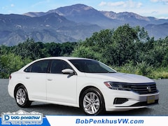 New 2020 Volkswagen Passat 2.0T S Sedan Colorado Springs
