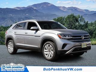 New 2020 Volkswagen Atlas Cross Sport 3.6L V6 SE w/Technology SUV Colorado Springs