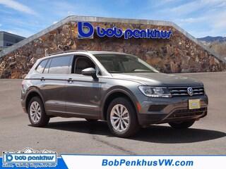 New 2020 Volkswagen Tiguan 2.0T S SUV Colorado Springs