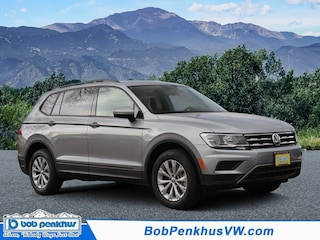 New 2020 Volkswagen Tiguan 2.0T S 4MOTION SUV Colorado Springs