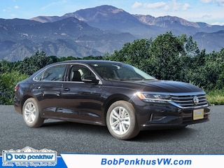 New 2020 Volkswagen Passat 2.0T SE Sedan Colorado Springs