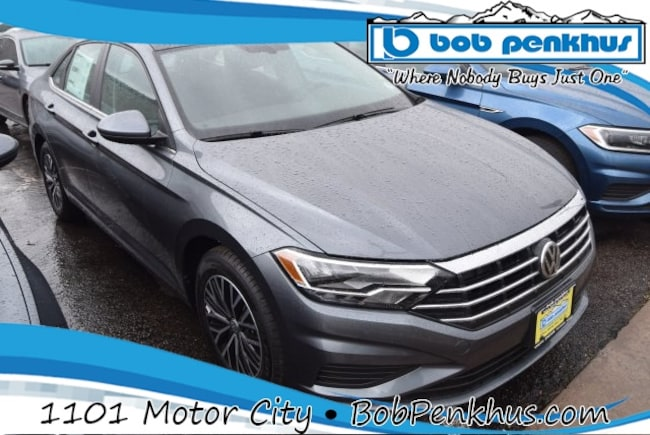 New 2019 Volkswagen Jetta 1.4T SE w/ULEV Sedan Colorado Springs