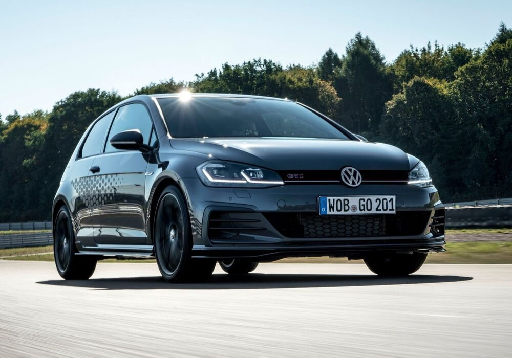 New VW Golf GTI TCR