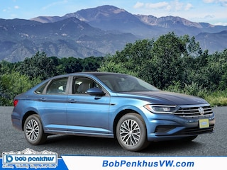 New 2019 Volkswagen Jetta 1.4T SEL w/ULEV Sedan Colorado Springs