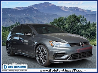 New 2019 Volkswagen Golf R 2.0T w/DCC & Navigation 4MOTION Hatchback Colorado Springs