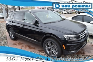 New 2019 Volkswagen Tiguan 2.0T SEL Premium 4MOTION SUV Colorado Springs