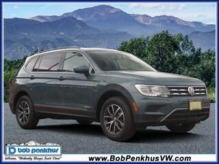 New 2020 Volkswagen Tiguan 2.0T SE SUV Colorado Springs