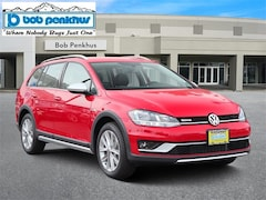 New 2019 Volkswagen Golf Alltrack TSI S 4MOTION Wagon Colorado Springs