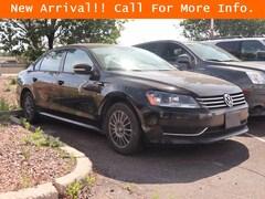 Used 2015 Volkswagen Passat Colorado Springs