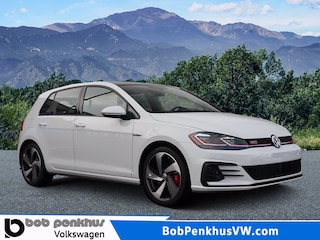 New 2020 Volkswagen Golf GTI 2.0T SE Hatchback Colorado Springs
