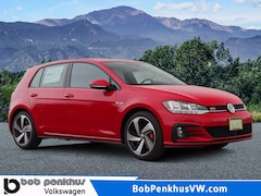 New 2020 Volkswagen Golf GTI 2.0T S Hatchback Colorado Springs