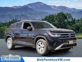 New 2020 Volkswagen Atlas Cross Sport 2.0T S SUV Colorado Springs