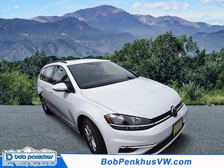 New 2019 Volkswagen Golf SportWagen 1.4T S Wagon Colorado Springs