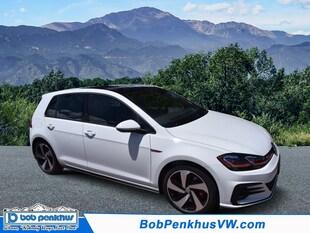 2019 Volkswagen Golf GTI 2.0T SE Hatchback
