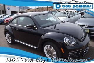 New 2019 Volkswagen Beetle 2.0T Final Edition SEL Hatchback Colorado Springs