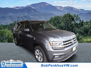 New 2019 Volkswagen Atlas 3.6L V6 SE 4MOTION SUV Colorado Springs