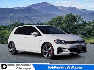 New 2020 Volkswagen Golf GTI 2.0T S Hatchback Colorado Springs