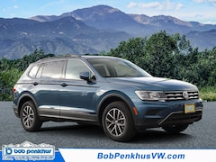 New 2020 Volkswagen Tiguan 2.0T SE 4MOTION SUV Colorado Springs