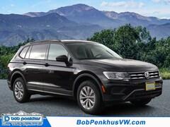New 2020 Volkswagen Tiguan 2.0T S 4MOTION SUV Colorado Springs
