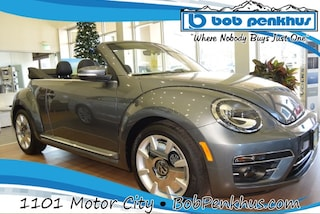 New 2019 Volkswagen Beetle 2.0T SE Convertible Colorado Springs