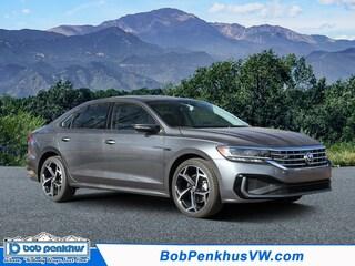 New 2020 Volkswagen Passat 2.0T R-Line Sedan Colorado Springs