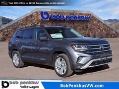 2021 Volkswagen Atlas 3.6L V6 SE w/Technology 4MOTION (2021.5) SUV