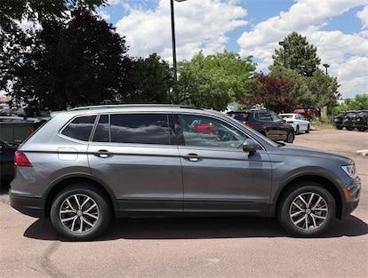 New 2019 Volkswagen Tiguan for Sale Colorado Springs   Bob Penkhus