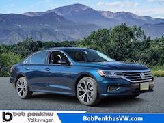 New 2020 Volkswagen Passat 2.0T SEL Sedan Colorado Springs