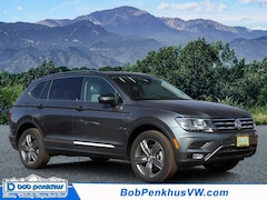 New 2020 Volkswagen Tiguan 2.0T SEL 4MOTION SUV Colorado Springs