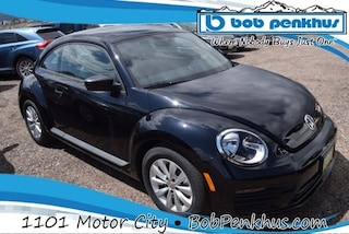 New 2018 Volkswagen Beetle 2.0T S Hatchback Colorado Springs