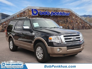 2014 Ford Expedition King Ranch King Ranch 4WD