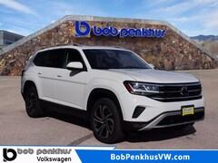 New 2021 Volkswagen Atlas 3.6L V6 SEL Premium 4MOTION SUV Colorado Springs
