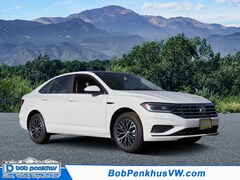 New 2019 Volkswagen Jetta 1.4T SEL Sedan Colorado Springs