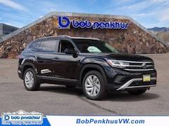 New 2021 Volkswagen Atlas 3.6L V6 SEL 4MOTION SUV Colorado Springs